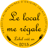 Logotype Startup Le local me régale - Analyse de son design graphique